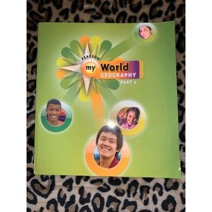 World Geography Part 2 Textbook